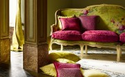 Závesy a  čalúnnické látky Alhambra