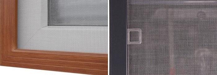 Pevné sieťky proti hmyzu na okná